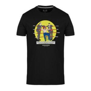 Weekend Offender Mickey T-Shirt Black